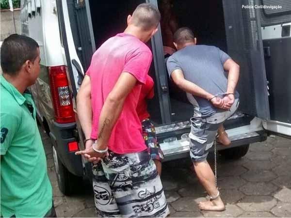 fb00f9b05ca25 Operação policial prende 8 por tráfico em Mococa
