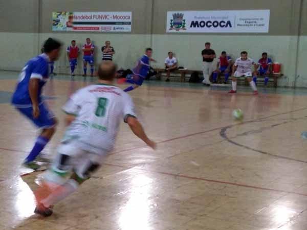 b52d49cff2 Mococa estreia com derrota na Taça EPTV de Futsal